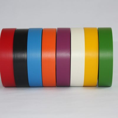 Coloured PVC Tape