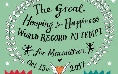 Hooping for Happiness – Oct 15th